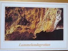 Lummelunda cave, Gotland, Sweden