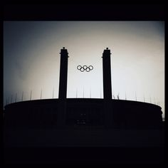 Olympiastadium, Berlin