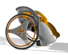 The future of wheelchairs? >>> See it. Believe it. Do it. Watch thousands of SCI videos at SPINALpedia.com