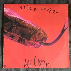 Alice Cooper - Killer (Used LP)