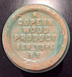 Vintage Ceramic Tobacco Holder for Wooden Pipe