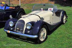 ♥ Morgan 4 Plus 4 1965, first Morgan I owned looked just like this.