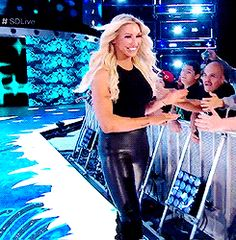 charlotte is happy that she is back to sd live