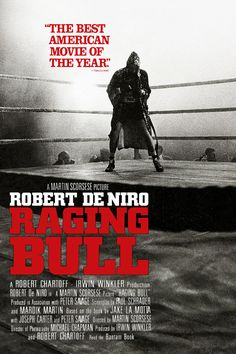 Raging Bull (1980) Gave it a good review but can't remember it now...some movies are like that