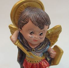 Ateliê Le Mimo: RELIGIOSO  Linha Santo Baby São Miguel Arcanjo