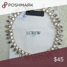 Stunning j. Crew necklace! Absolutely stunning! Comes with dust bag! Brand new! J. Crew Jewelry Necklaces