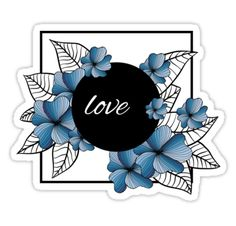 blue flowers and leaves in square frame by Argunika redbubble.com/people/argunika   #Argunika #redbubble #redbubblecreate #RedbubbleArtist #surfacedesign #surface #dress #tshirt #leggings #zen #psychedelic #boho #bohemian #hippie #boholook #yoga #yogaclothing #yogapants #abstract #bag #zenlife #ornament #дизайнерпринтов #бохо #хиппи #принт