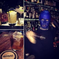 London Chicago & now New York! #thecocktailsocial #employeesonlynyc #thedeadrabbit #worldsbestcocktailbar