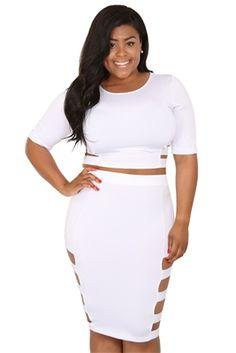 The Stephanie Skirt Set