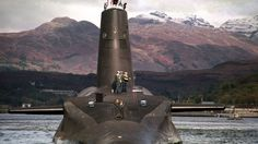MPs to vote on Trident nuclear weapons system renewal - BBC News