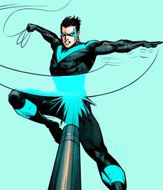 Amy / 23 / USA mobile links (hold the link down) DC Comics, bat-centric. Batman Arkham, Batman And Superman, Batman Robin, Nightwing Wallpaper, Michael Caine Batman, Nightwing And Starfire, Richard Grayson, Batman Universe, Batman Family