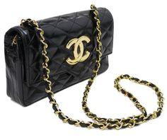 Timeless Chanel Black Quilted Classic Flap - Shop Now