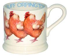 Babymug Buff Orpington - Emma Bridgewater - Pine-apple - Importeur Emm