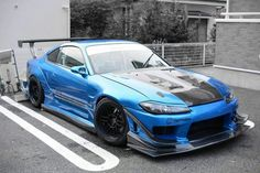 Cool Nissan 2017: Nissan Silvia S15... Tuner Cars Check more at http://carboard.pro/Cars-Gallery/2017/nissan-2017-nissan-silvia-s15-tuner-cars/