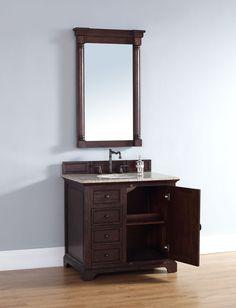 Jmt 238 105 5531 Blk James Martinsingle Bathroom Vanitybathroom