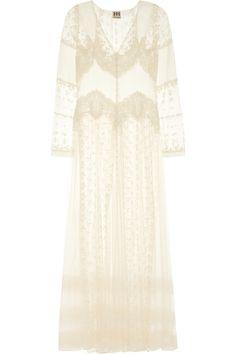 lace coat dress.