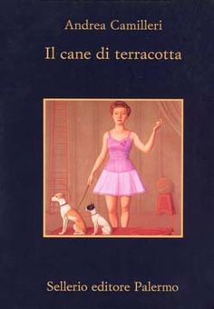 Andrea Camilleri's Inspector Montalbano series is another TBR series! Sorry I couldn't find this posted in English but this book is titled, THE TERRACOTTA DOG. I just love discovering authors from foreign countries. When they write stories about their countries, I can travel without even having to leave my favorite chair! ;)