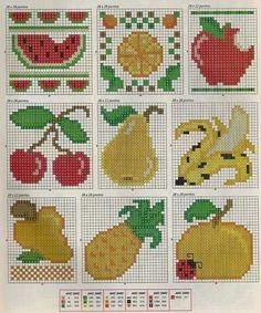 Frutas para copa e cozinha