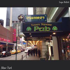 A day off in #NewYork #NYC #Broadway #TimesSquare #Manhattan #olunneys #olunneyspub #igerNYC #igerNewYork #ig_NewYorkCity #ig_NYC #ig_NY  #Sergio #Bellotti #drummer #drumming #drums