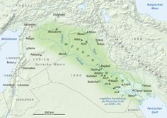 Mesopotamia, the area of the Tigris–Euphrates river system corresponding to modern-day Iraq and ne Syria, seTurkey, and sw Iran. Bronze Age Mesopotamia included Sumer and the Akkadian, Babylonian, and Assyrian empires, all in modern-day Iraq. In the Iron Age, it was controlled by the Neo-Assyrian and Neo-Babylonian empires. The Sumerians and Akkadians (including Assyrians and Babylonians) dominated Mesopotamia from the beginning of written history (c. 3100 BC) to the fall of Babylon in 539…