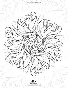 I color: Adults coloring book: DiceBird, Athena Dawn McNeill: 9781514762554: Amazon.com: Books