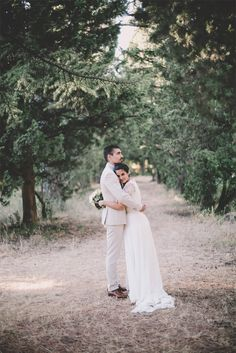 Le mariage champêtre