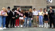 """The whole TODAY gang dresses up as famous """"SNL"""" characters."""
