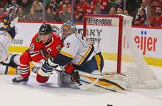 Chicago Blackhawks vs. Nashville Predators live stream, Game 3: TV schedule, online and more