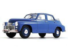 Pobeda Cabrio GAZ Russisches Modellauto von DeAgostini M-20 1:43 # 09