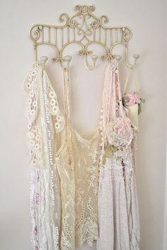 LOVE Vintage Lace!