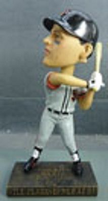 SF San Francisco GIANTS WILL CLARK SPECIAL EDITION BOBBLEHEAD