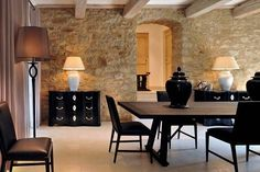 15 Best Nicky Dobree Alpine Dining Rooms Images