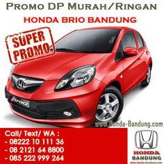 Promo Honda Brio Satya Bandung.Diskon,DP Murah/Ringan Honda Brio.Sales:RICKY-082221011136