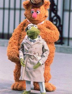 Kermit: style guru since 1955.