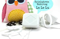 Spieluhren Rohling - Musikdose  - Spieluhr von alles-fuer-selbermacher auf DaWanda.com