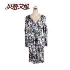 $52.00 [59 per spike rebate does not change] B123 2013 summer clothing Korean Slim fashion star avatar dress