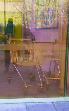Shopping Arcade Trolley