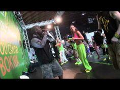 ▶ Zumba Step RIMINI WELLNESS 2013 - BOKWA Fitness_03 - YouTube