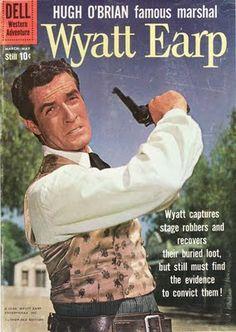 Wyatt Earp - Hugh O'Brian