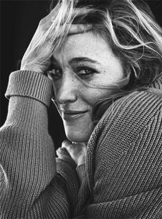 Valeria Bruni Tedeschi - Italian-French actress, screenwriter and film director. Photo by Peter Lindbergh Peter Lindbergh, High Fashion Photography, Glamour Photography, Portrait Photography, Lifestyle Photography, Editorial Photography, Rachel Williams, Nadja Auermann, Isabella Rossellini