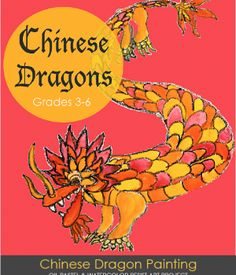 Chinese Dragon Art project
