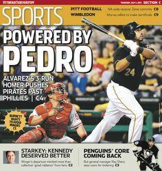Pedro Alvarez - Pittsburgh Pirates