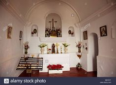 Ermita del Calvario Pueblo Blanco de Mijas