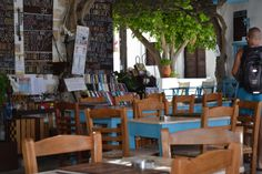 Beautiful, peaceful, laid back, sit all day and watch the world go by..... Chora Folegandros