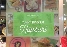 Snack time at Hapsari! #FoodTravel #Food #KulinerSurabaya #Snacks #Kuliner #Camilan #Siaomay