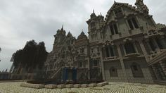 Ausonforche Asylumn Minecraft Project