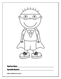 superflex social skills coloring pages | Superflex Coloring Pages Coloring Pages