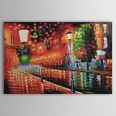 Hand Painted Oil Painting Landscape - OutletsArt.com