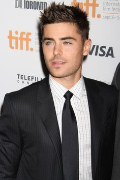zac efron - how are his eyelashes even REAL?