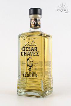 Julio Cesar Chavez Tequila Reposado